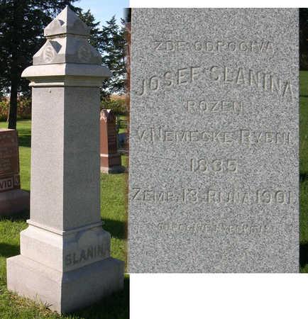 SLANINA, JOSEF - Linn County, Iowa | JOSEF SLANINA