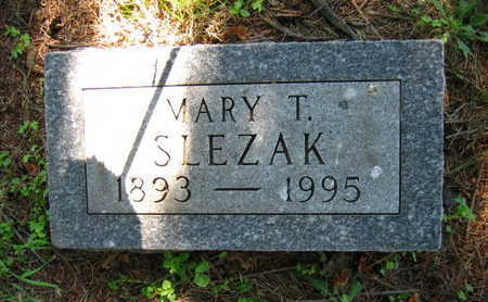 SLEZAK, MARY T. - Linn County, Iowa | MARY T. SLEZAK