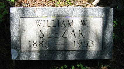 SLEZAK, WILLIAM W. - Linn County, Iowa | WILLIAM W. SLEZAK