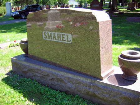 SMAHEL, FAMILY STONE - Linn County, Iowa | FAMILY STONE SMAHEL