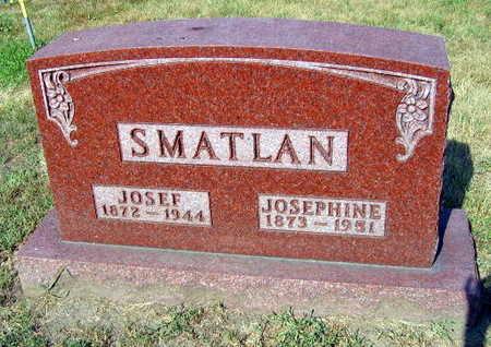 SMATLAN, JOSEF - Linn County, Iowa | JOSEF SMATLAN