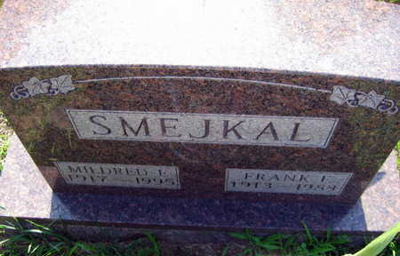 SMEJKA, MILDRED L. - Linn County, Iowa | MILDRED L. SMEJKA