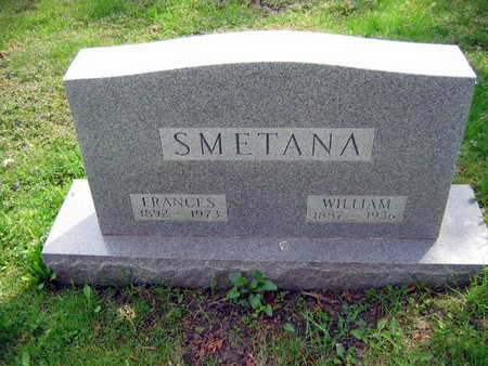 SMETANA, FRANCES - Linn County, Iowa | FRANCES SMETANA