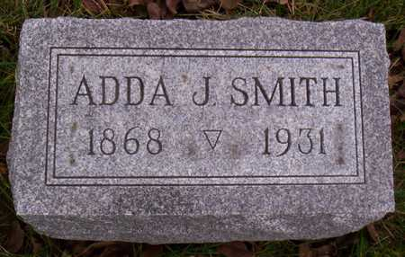 SMITH, ADDA J. - Linn County, Iowa | ADDA J. SMITH
