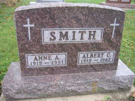 SMITH, ALBERT C. - Linn County, Iowa | ALBERT C. SMITH