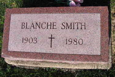 SMITH, BLANCHE - Linn County, Iowa | BLANCHE SMITH