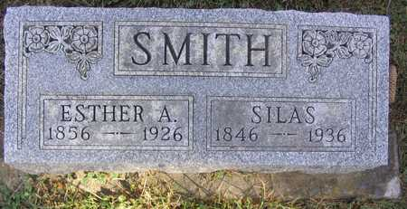 SMITH, ESTHER A. - Linn County, Iowa | ESTHER A. SMITH