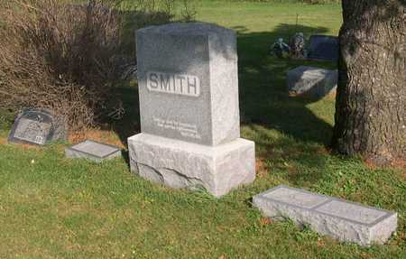SMITH, FAMILY STONE - Linn County, Iowa | FAMILY STONE SMITH
