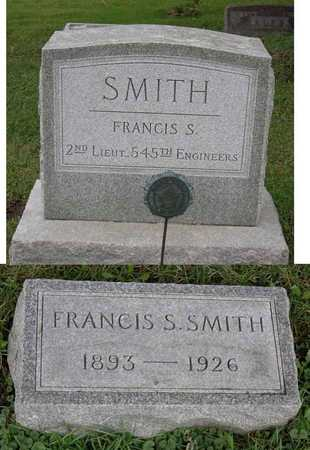 SMITH, FRANCIS S. - Linn County, Iowa | FRANCIS S. SMITH