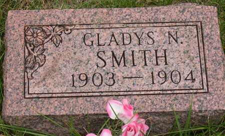 SMITH, GLADYS N. - Linn County, Iowa | GLADYS N. SMITH