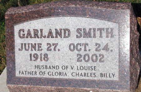 SMITH, GARLAND - Linn County, Iowa   GARLAND SMITH