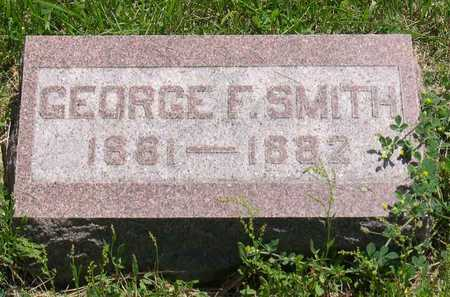 SMITH, GEORGE F. - Linn County, Iowa | GEORGE F. SMITH