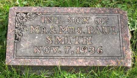 SMITH, INFANT SON - Linn County, Iowa | INFANT SON SMITH