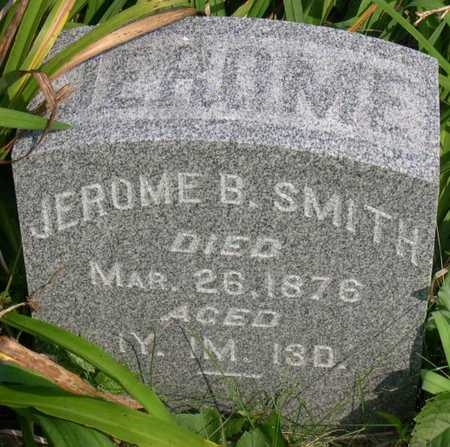 SMITH, JEROME B. - Linn County, Iowa | JEROME B. SMITH