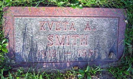 SMITH, KVETA A. - Linn County, Iowa | KVETA A. SMITH