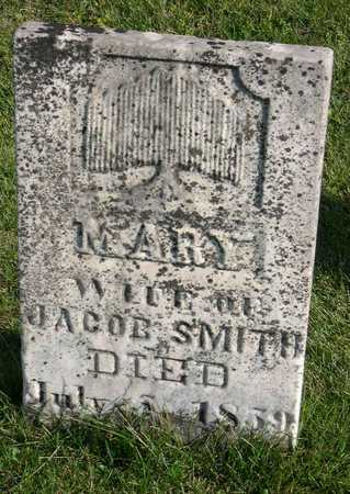 SMITH, MARY - Linn County, Iowa | MARY SMITH