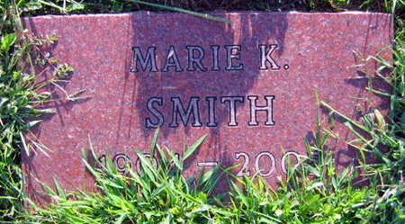SMITH, MARIE K. - Linn County, Iowa | MARIE K. SMITH