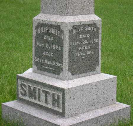 SMITH, OLIVE - Linn County, Iowa | OLIVE SMITH