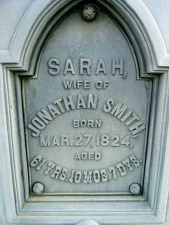 SMITH, SARAH - Linn County, Iowa | SARAH SMITH