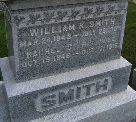 SMITH, WILLIAM K. - Linn County, Iowa | WILLIAM K. SMITH