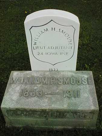 SMOUSE, LT. WILLIAM H. - Linn County, Iowa | LT. WILLIAM H. SMOUSE