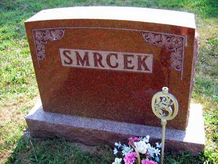 SMRCEK, FAMILY STONE - Linn County, Iowa | FAMILY STONE SMRCEK