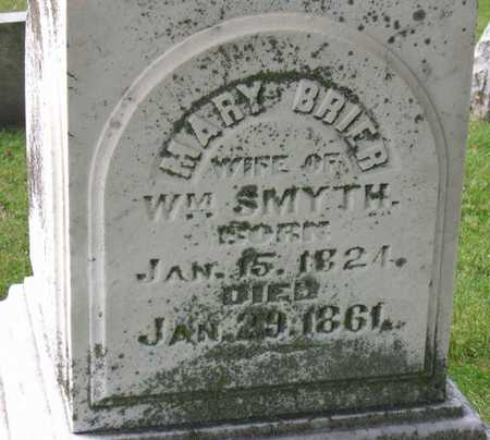 SMYTH, MARY - Linn County, Iowa | MARY SMYTH