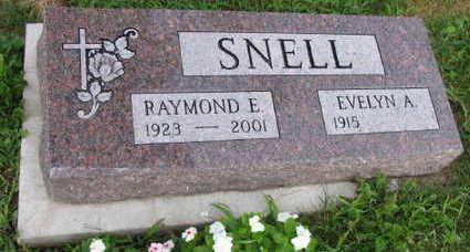 SNELL, RAYMOND E. - Linn County, Iowa | RAYMOND E. SNELL