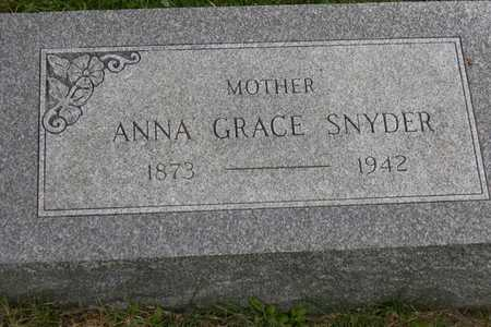 SNYDER, ANNA GRACE - Linn County, Iowa | ANNA GRACE SNYDER