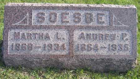 SOESBE, ANDREW P. - Linn County, Iowa | ANDREW P. SOESBE