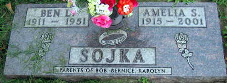 SOJKA, BEN L. - Linn County, Iowa | BEN L. SOJKA