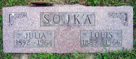 SOJKA, LOUISA - Linn County, Iowa | LOUISA SOJKA