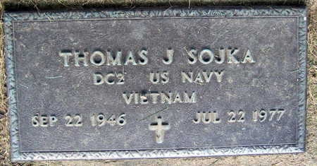 SOJKA, THOMAS J. - Linn County, Iowa | THOMAS J. SOJKA
