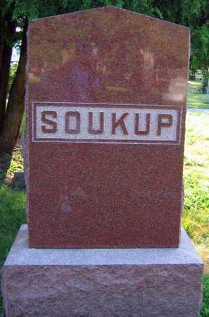 SOUKUP, FAMILY STONE - Linn County, Iowa | FAMILY STONE SOUKUP