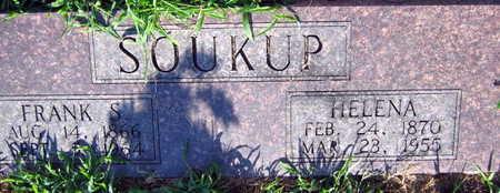 SOUKUP, FRANK S. - Linn County, Iowa | FRANK S. SOUKUP