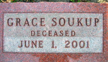 SOUKUP, GRACE - Linn County, Iowa | GRACE SOUKUP