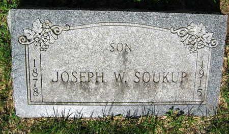 SOUKUP, JOSEPH W. - Linn County, Iowa | JOSEPH W. SOUKUP