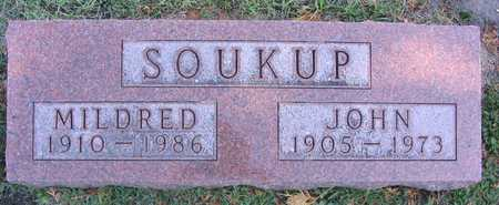SOUKUP, MILDRED - Linn County, Iowa | MILDRED SOUKUP