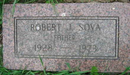 SOVA, ROBERT J. - Linn County, Iowa | ROBERT J. SOVA