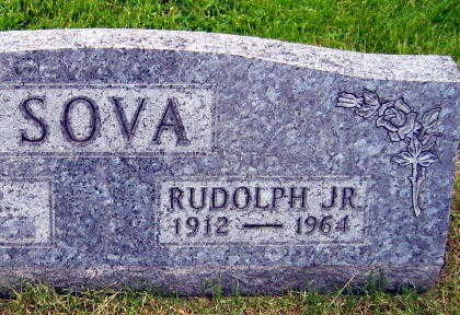 SOVA, RUDOLPH JR. - Linn County, Iowa | RUDOLPH JR. SOVA