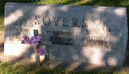 SOVERS, BESSIE - Linn County, Iowa | BESSIE SOVERS