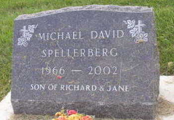 SPELLERBERG, MICHAEL DAVID - Linn County, Iowa | MICHAEL DAVID SPELLERBERG