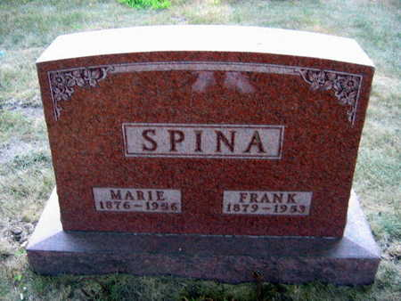 SPINA, FRANK - Linn County, Iowa | FRANK SPINA