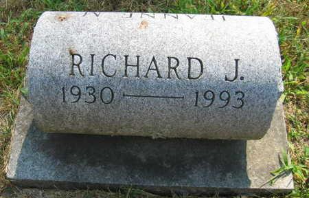 SPINKA, RICHARD J. - Linn County, Iowa   RICHARD J. SPINKA