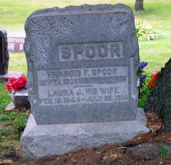 SPOOR, FRANCIS F - Linn County, Iowa | FRANCIS F SPOOR