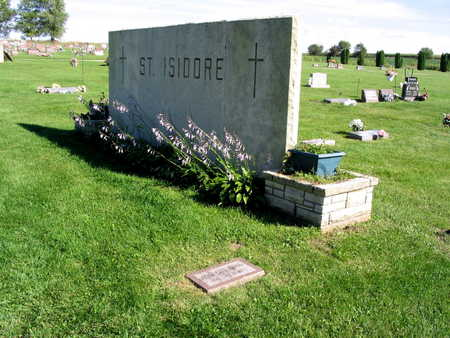 ST. ISIDORE, CEMETERY - Linn County, Iowa | CEMETERY ST. ISIDORE