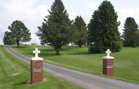 ST. JOSEPH'S (PRAIRIEBURG), CEMETERY - Linn County, Iowa | CEMETERY ST. JOSEPH'S (PRAIRIEBURG)