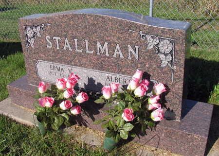 STALLMAN, ALBERT J. - Linn County, Iowa | ALBERT J. STALLMAN