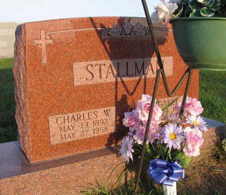 STALLMAN, MARGARET A. - Linn County, Iowa | MARGARET A. STALLMAN
