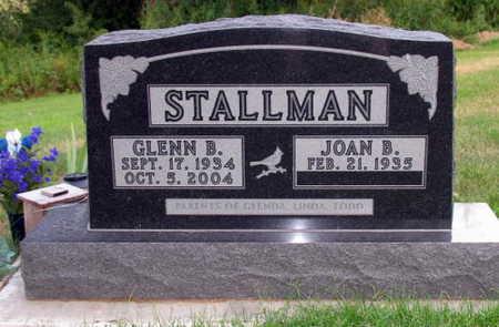 STALLMAN, GLENN B. - Linn County, Iowa | GLENN B. STALLMAN